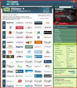 Webware 100 Winners 2008