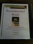 Rec Read Notebook cover